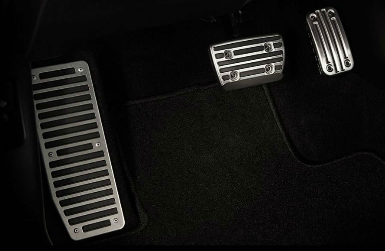 2017 Honda Accord pedals