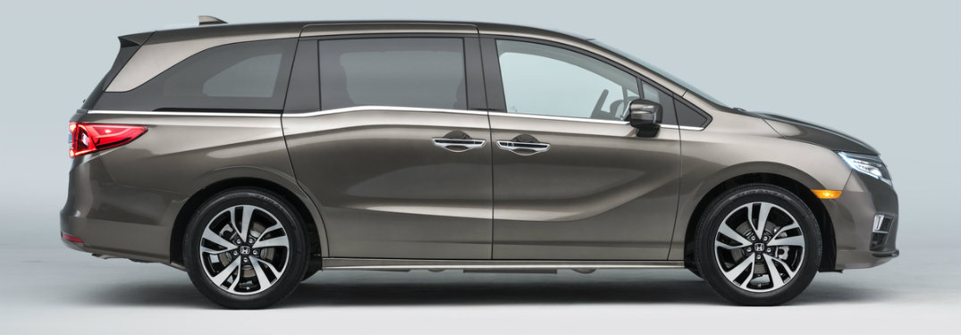 2018 Honda Odyssey raises the bar for family travel with debut at 2017 NAIAS