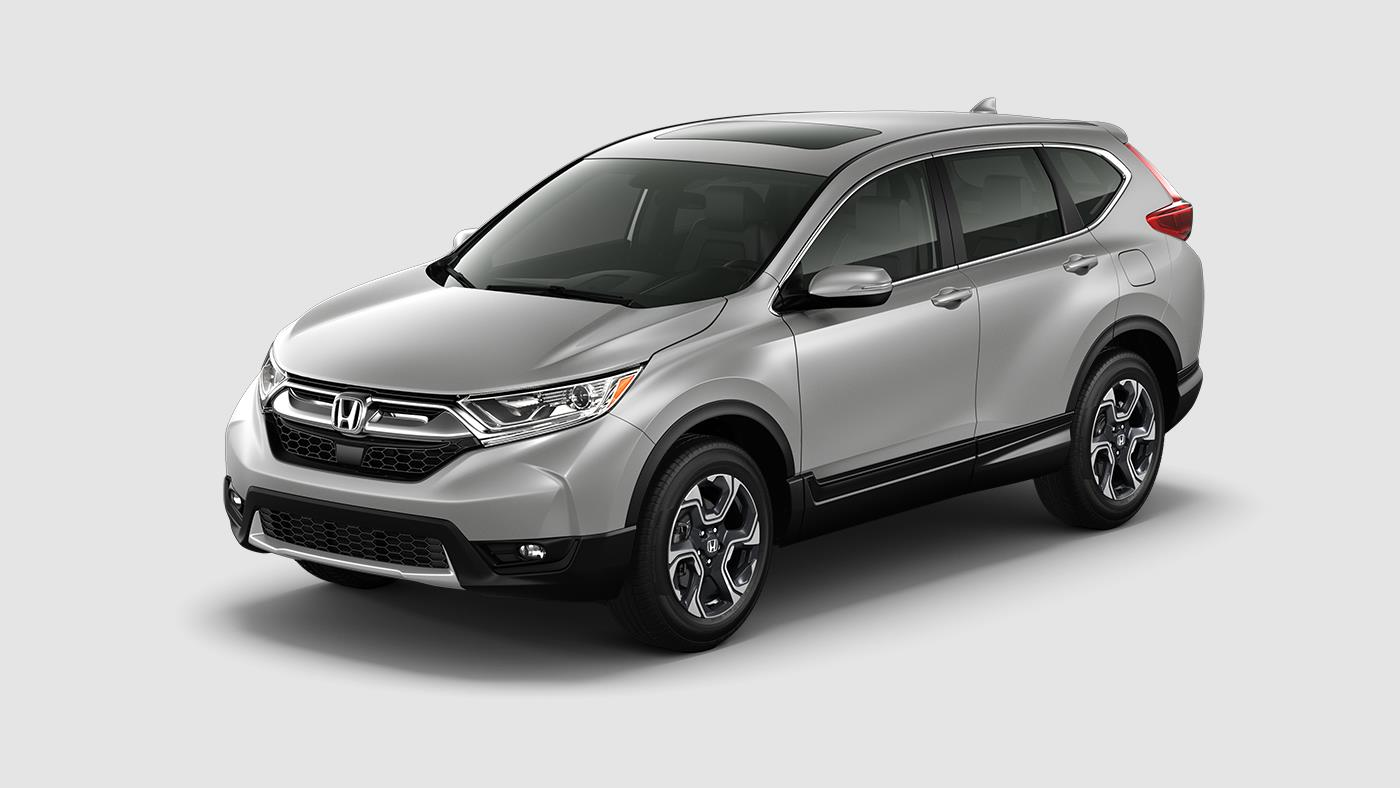 Crv 2017 Modern Steel Metallic >> What Colors is the 2017 Honda CR-V Available In?