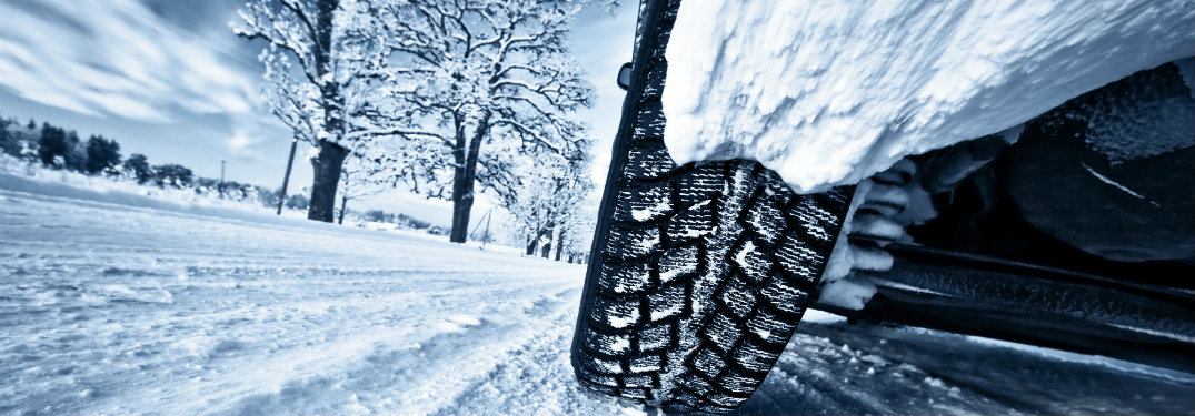 Should you put snow tires or chains on my Honda?