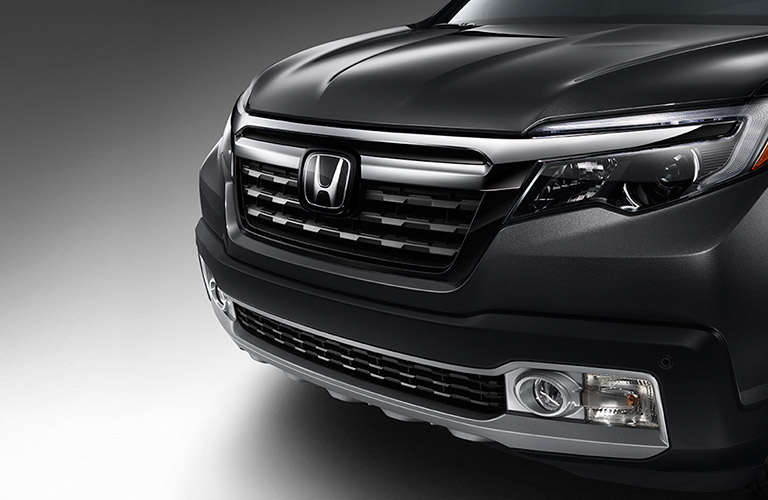 2017 Honda Ridgeline LED headlights