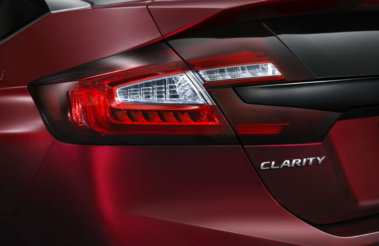 Honda Clarity Fuel Cell LED taillights
