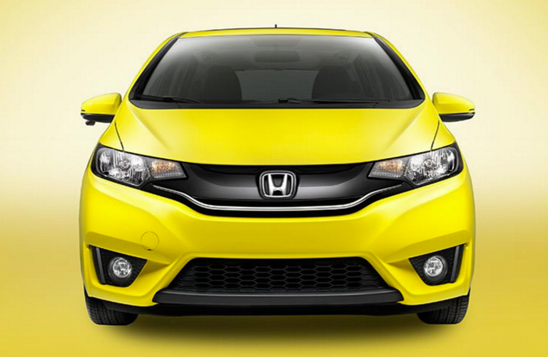 2017 Honda Fit aerodynamic design