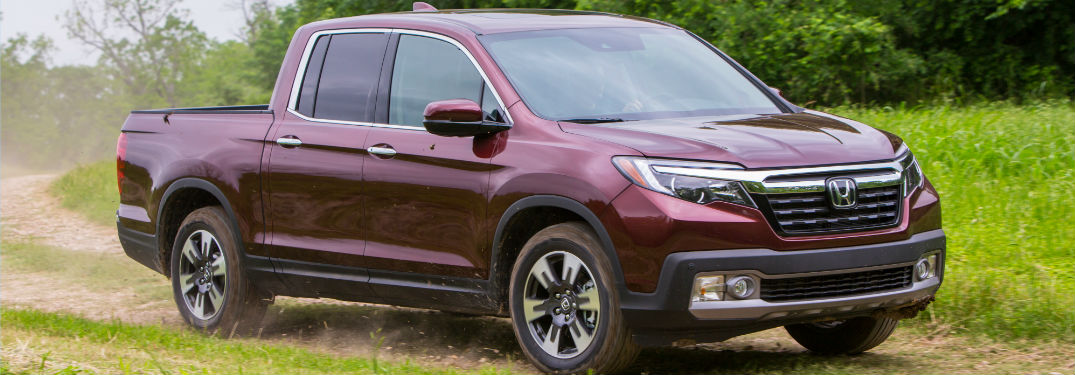 How powerful is the Honda Ridgeline?