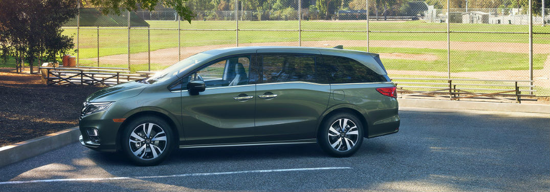 What's inside the 2018 Odyssey?