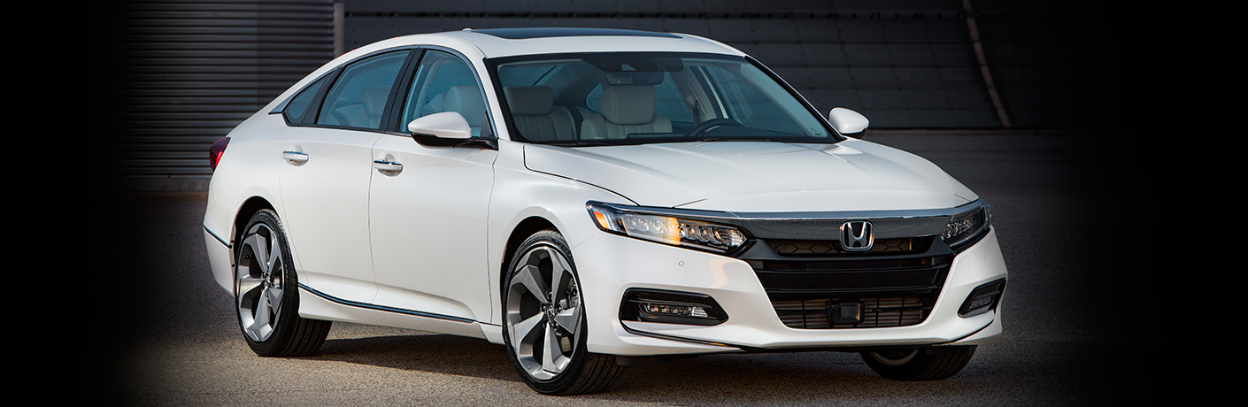 Check out the 2018 Honda Accord!