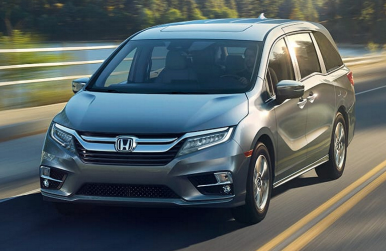 2018 Honda Odyssey Engine Performance
