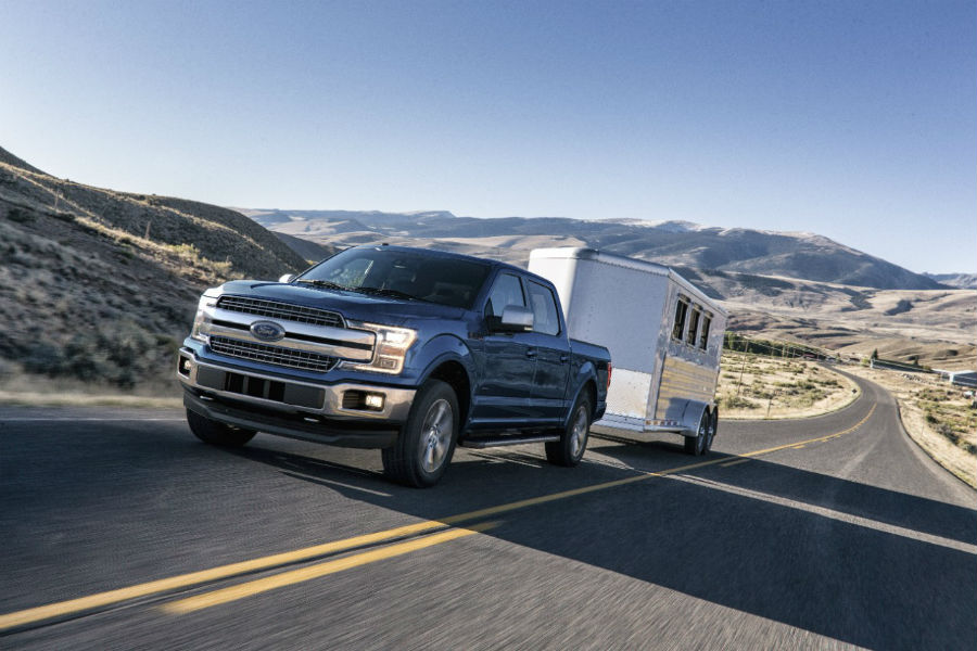 Upgrades will help improve towing capacity of 2018 Ford F-150