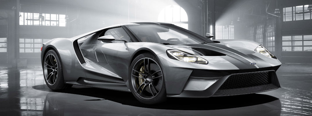 performance specs 2017 Ford GT