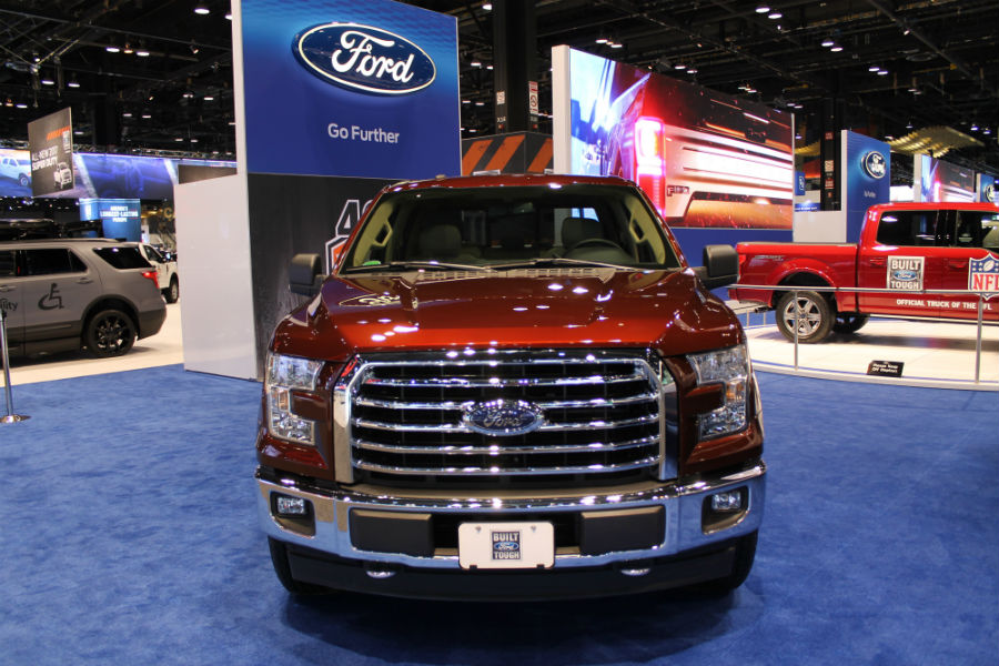 New Ford F-150 offers many new features