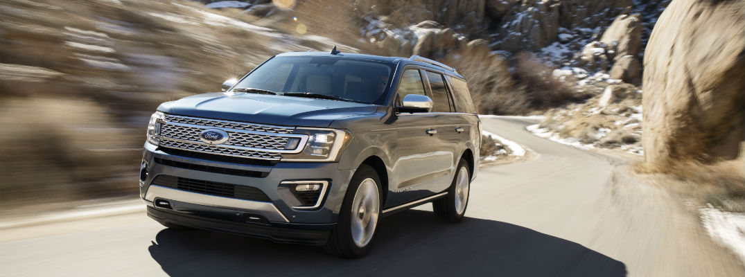 2018 Ford Expedition coming to dealerships this fall