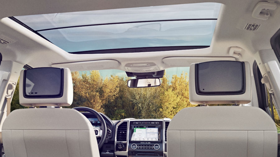 2018 Expedition can watch content from Slingbox devices