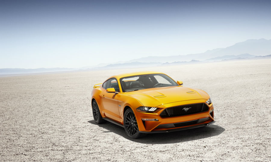 2018 Ford Mustang due in dealerships this summer