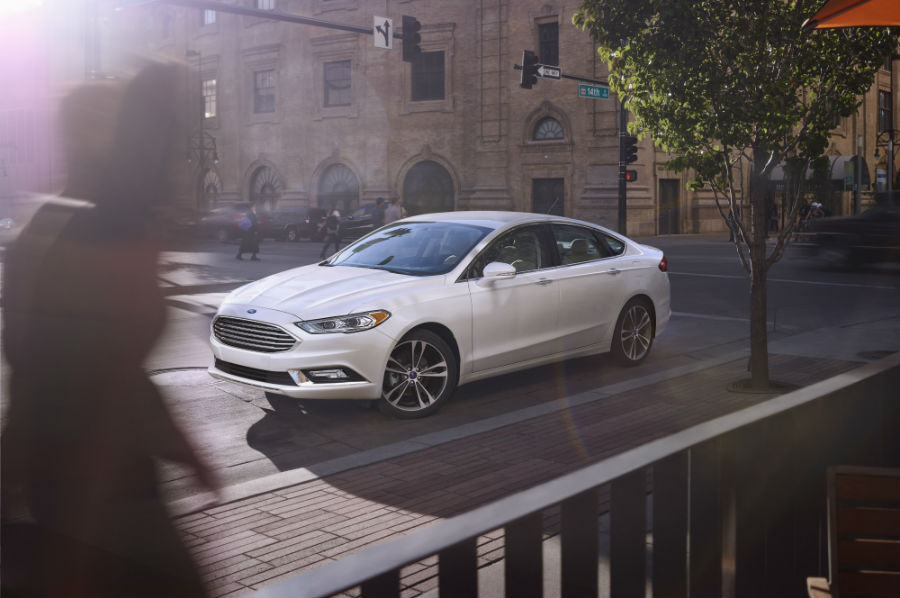 2017 Fusion has a lot to offer versus Toyota Camry