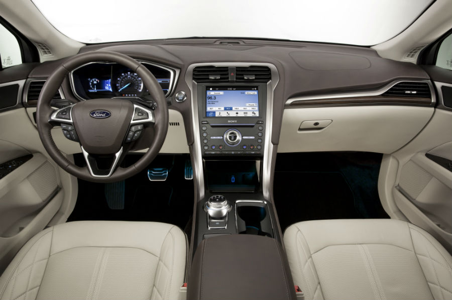 New Ford Sync 3 infotainment system easier to use than Chevy version