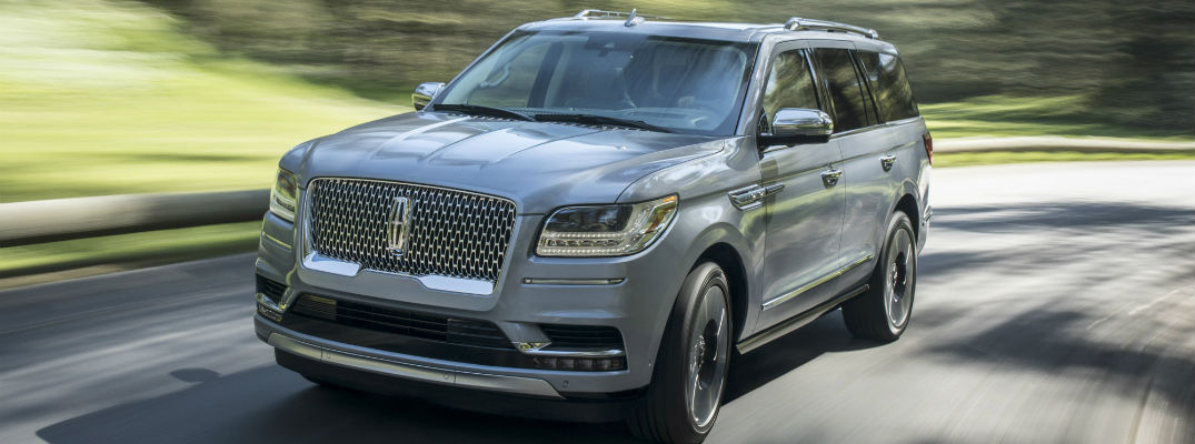 release date for the 2018 Lincoln Navigator