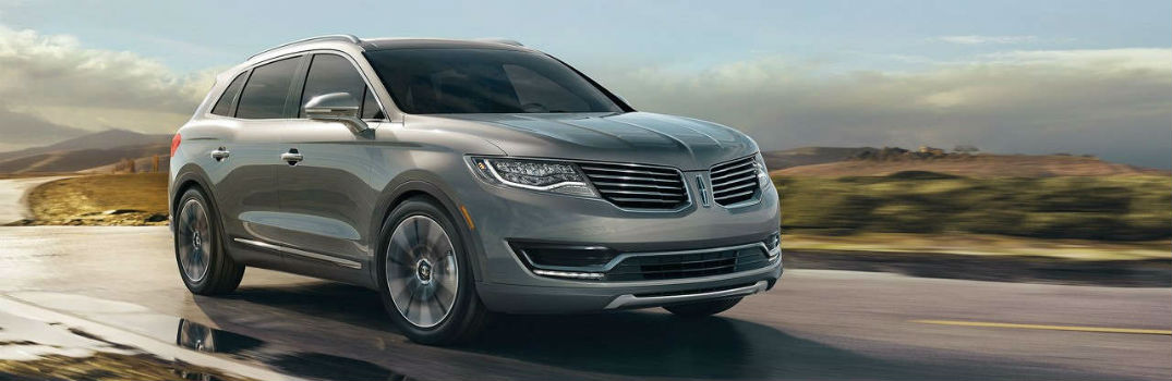 2017 Lincol MKX features and Specs