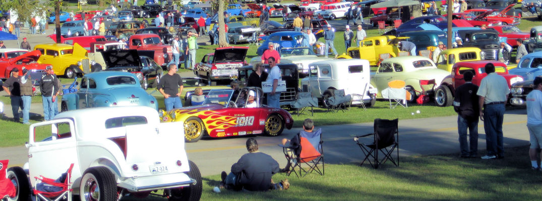 Car show - Why is Ford sponsoring the 2017 Woodward Dream Cruise?