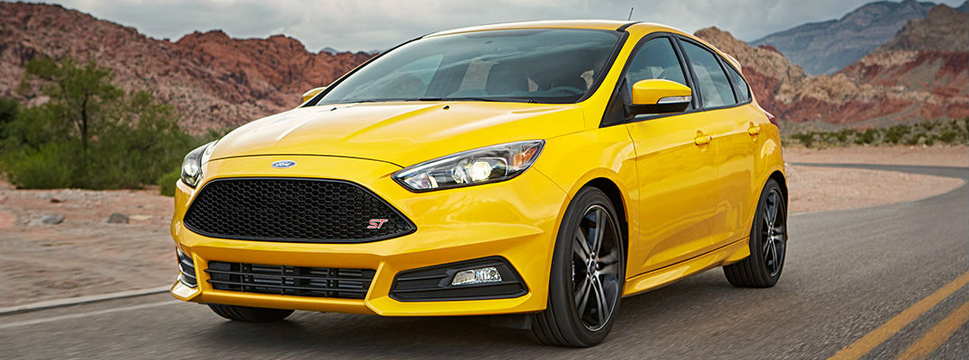 Yellow Exterior - Reasons Why the Ford Focus is Worth Fighting Over