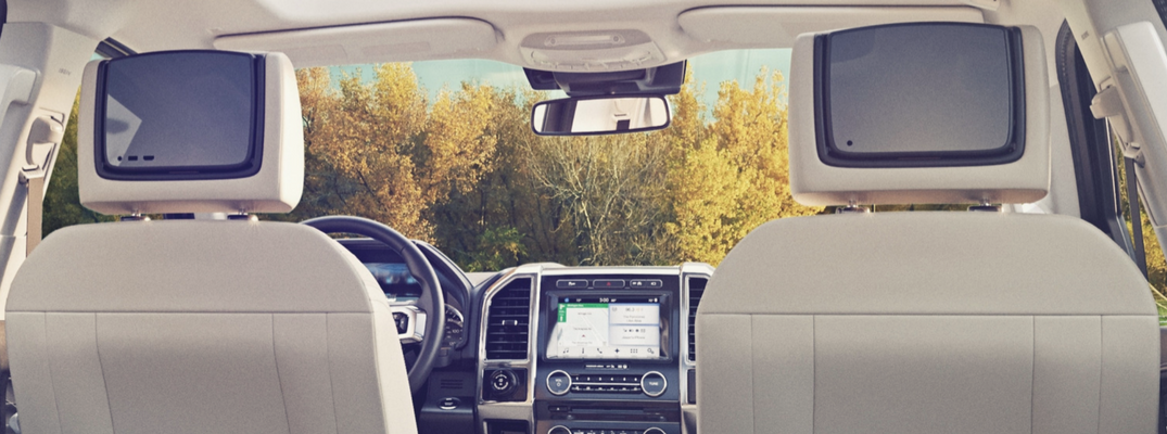 How Does Ford Sync Connect Provide Internet on the Go for Families?