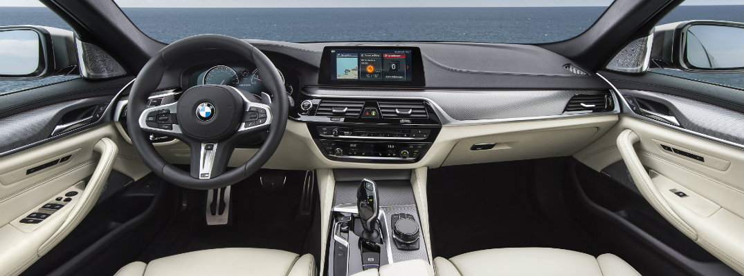 Bmw 5 Series Wins Best Designed User Experience Award