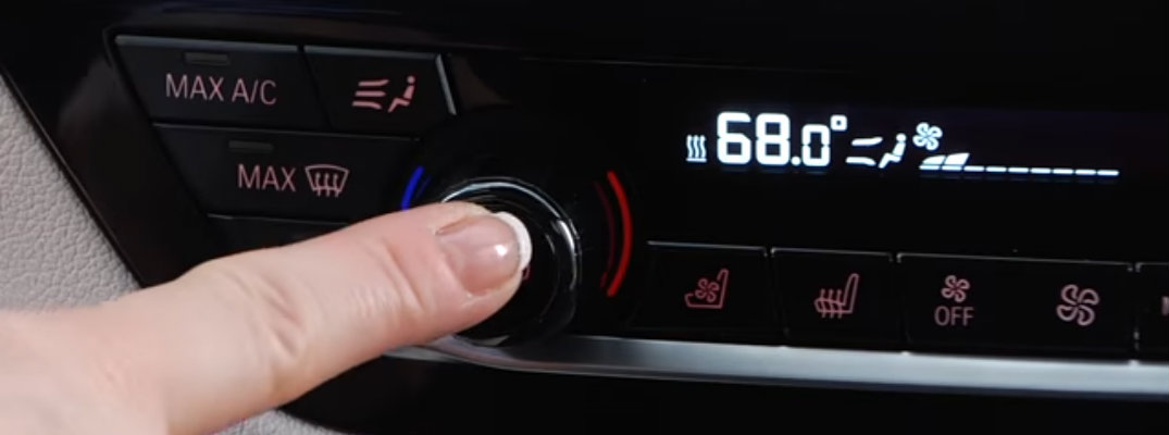 BMW Climate Control System