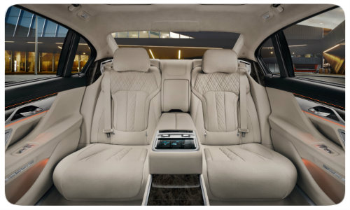 BMW 7 Series Comfort Features