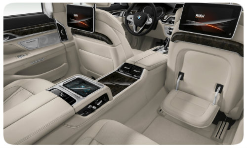 BMW 7 Series Convenience Features