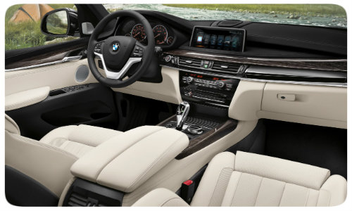 BMW X Series X5 Interior