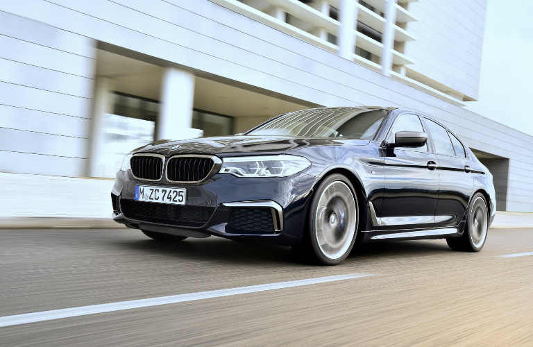 What Is The Top Speed And 0 60 Time Of 2018 Bmw M550i Xdrive