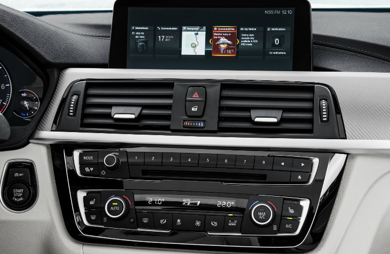 2018 bmw 4. interesting bmw 2018 bmw 4 series central information display and bmw