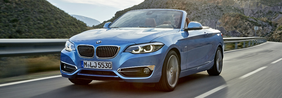Does the 2018 BMW 2 Series offer wireless charging?