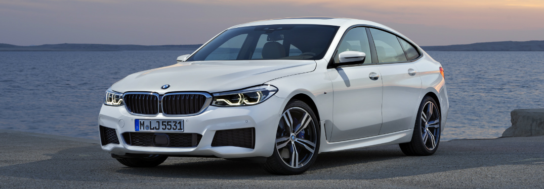What is Active Driving Assistant in 2018 BMW 6 Series Gran Turismo?