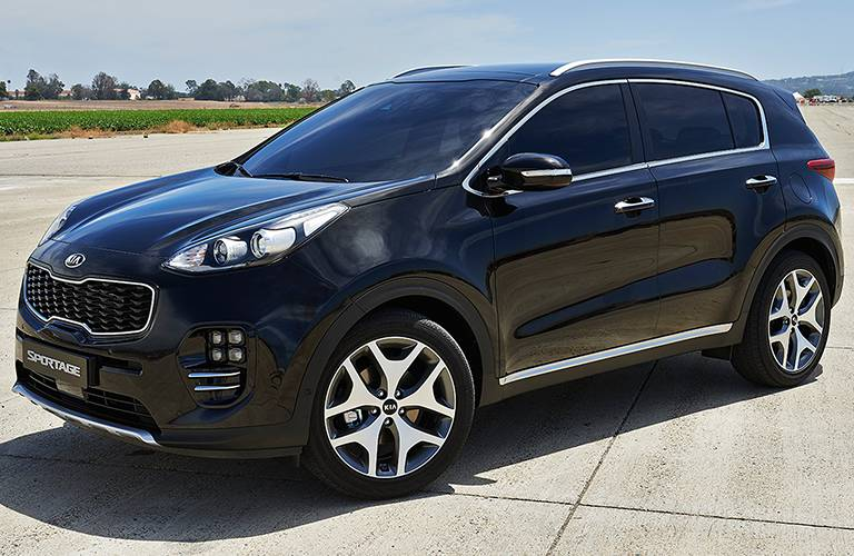 How much weight can the 2017 Kia Sportage tow