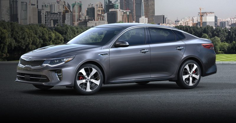 Kia Optima 2017 White >> The Newest 2018 Kia Optima Exterior Color Options