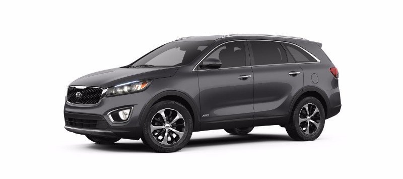 what colors does the 2018 kia sorento come in. Black Bedroom Furniture Sets. Home Design Ideas