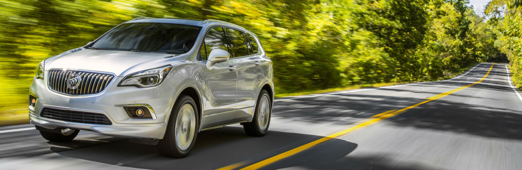 2017 Buick Envision Specs & Features_o