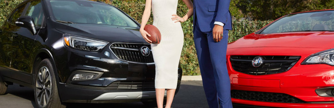 Who will be in the Buick Super Bowl Commercial_o