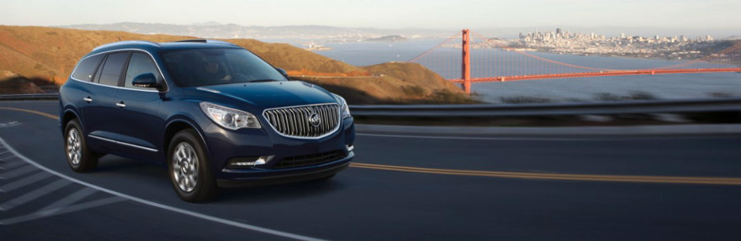 2017 Buick Enclave Specs & Features_o
