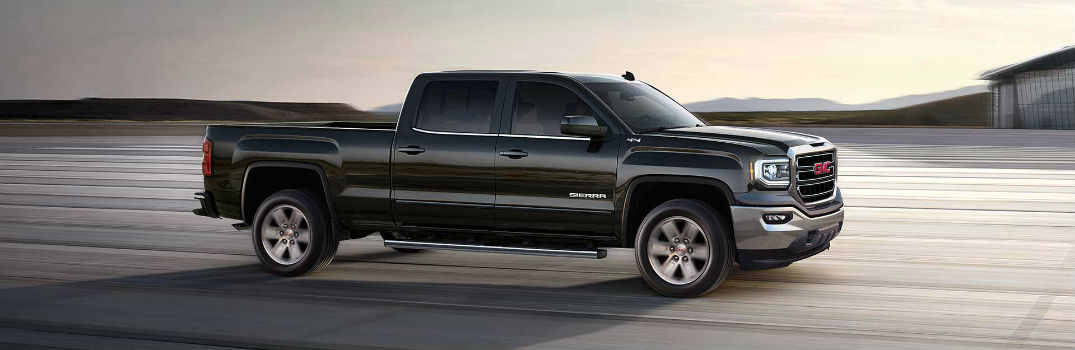 2017 GMC Sierra 1500 Available Packages_o