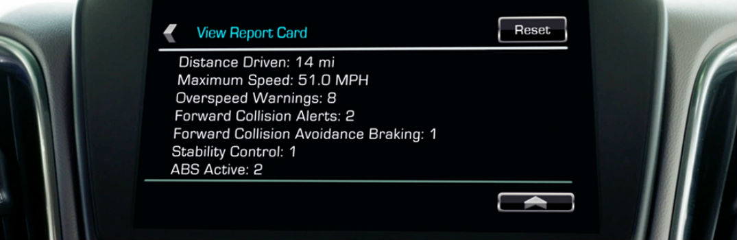 What is the GMC Teen Driver feature_o