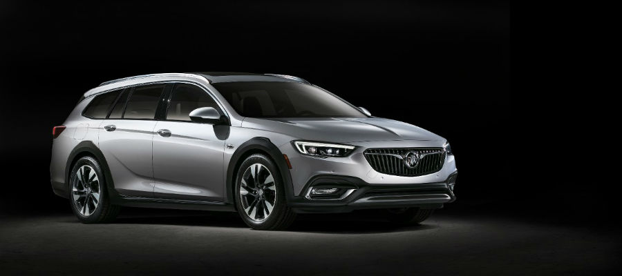 brand new 2018 buick regal tourx station wagon release date. Black Bedroom Furniture Sets. Home Design Ideas