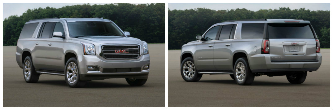 2017 GMC Yukon safety features Teen Driving Adaptive Cruise Control and more