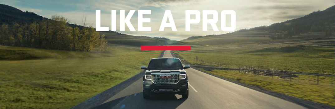 What is the GMC Like A Pro Advertising Campaign?