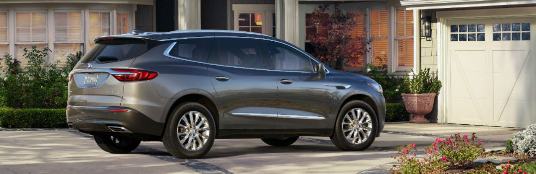 Whats new in the 2018 Buick Enclave_o