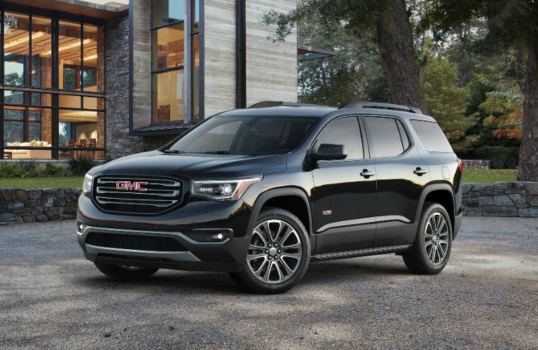 2017 gmc acadia engine specs and towing capacity. Black Bedroom Furniture Sets. Home Design Ideas
