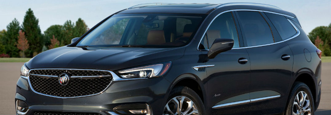 2018 Buick Enclave Avenir Comfort and Convenience Features_o