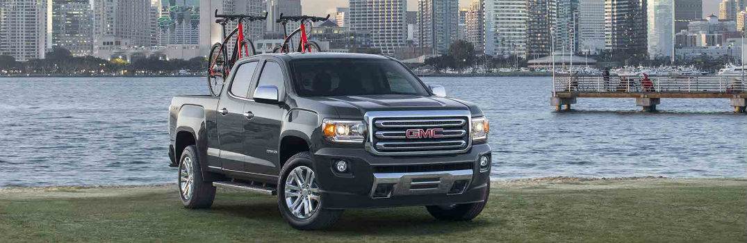 2018 GMC Canyon Release Date_o
