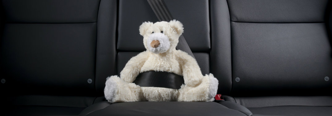 When do children need to be in a car seat in Texas