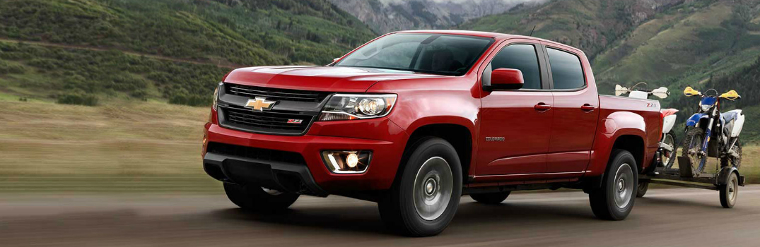 2015 Chevy Colorado Release Date